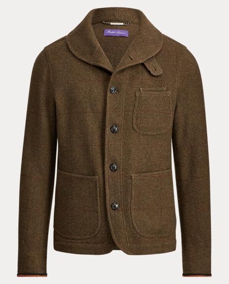 Aberdeen Merino-Silk Jacket