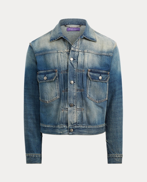 Slim Denim Trucker Jacket