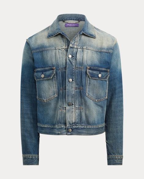 Slim Denim Trucker Jacket