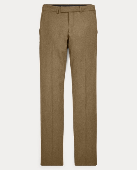 Worsted Wool Flannel Pant