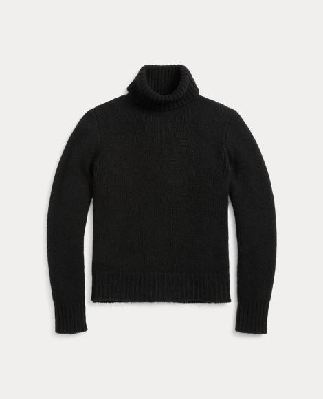 Basket-Weave Cashmere Sweater