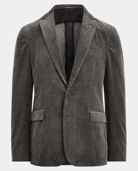 Corduroy Suit Jacket