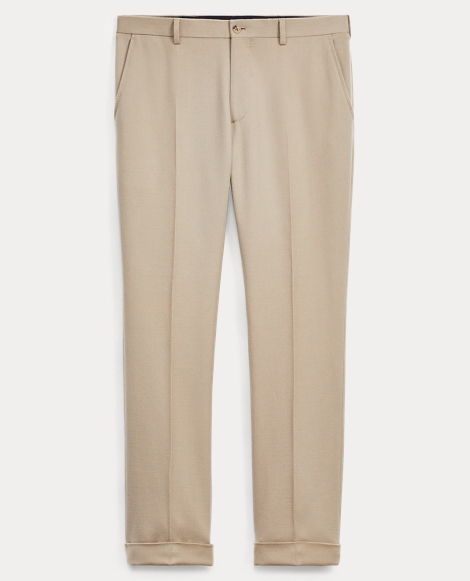 Wool Cavalry Twill Trouser