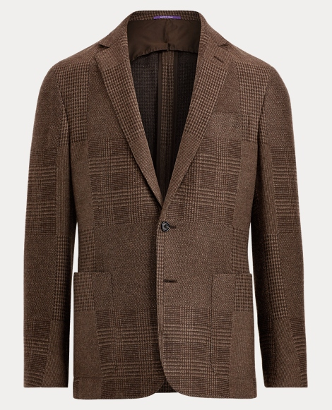 Patchwork Sport Coat