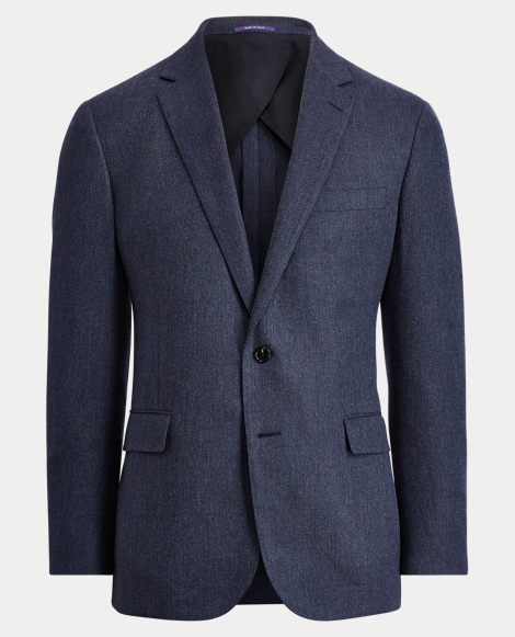 Nigel Wool Twill Sport Coat