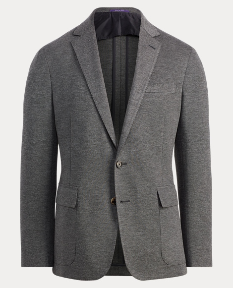 Stretch Knit Sport Coat