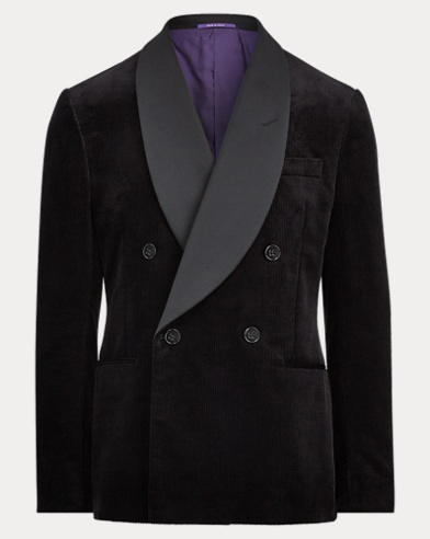 Corduroy Dinner Jacket