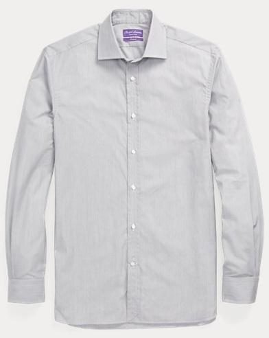 Micro-Stripe Shirt