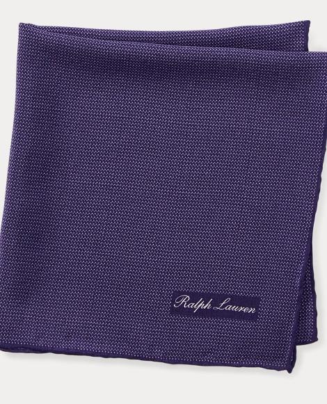 Silk Crepe Pocket Square