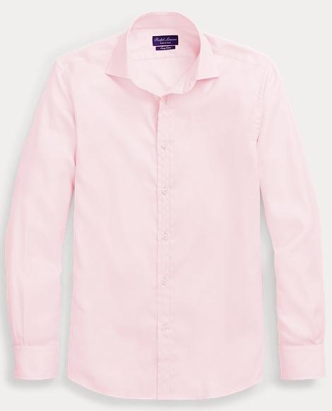 Cotton Oxford Dress Shirt