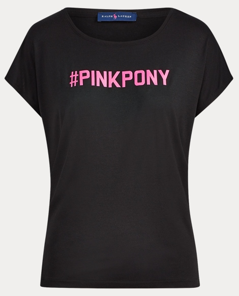 Pink Pony Graphic Tee