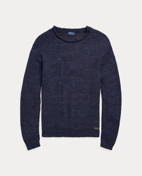 Cotton Rollneck Sweater