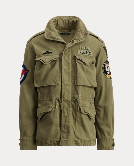 The Iconic M-65 Field Jacket