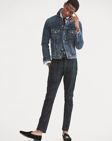 Relaxed Tapered Fit Chino