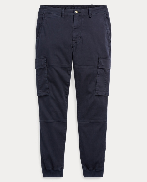Slim Fit Stretch Cargo Pant