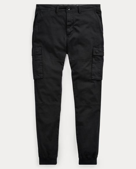 Slim Fit Stretch Cargo Pant
