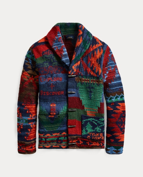 The Iconic Patchwork Cardigan