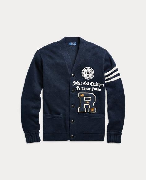 The Iconic Collegiate Cardigan