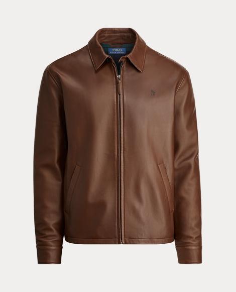 Men's Pea Coats, Trench Coats, & Jackets | Ralph Lauren