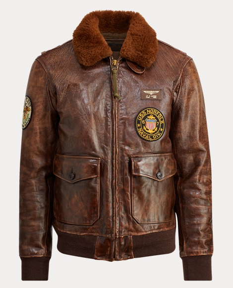 The Iconic G-1 Bomber Jacket