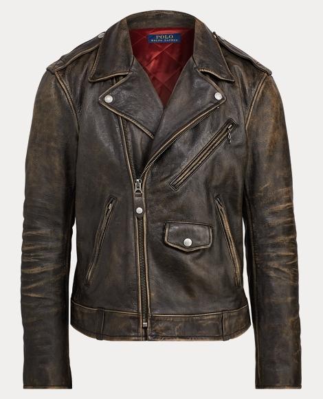 The Iconic Motorcycle Jacket