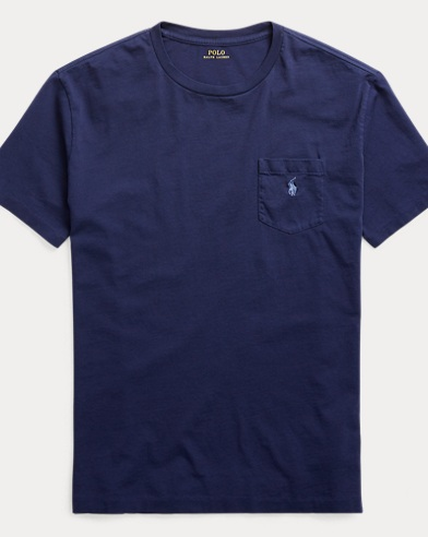 Men's Long & Short Sleeve Henleys, Tees & T-shirts | Ralph Lauren