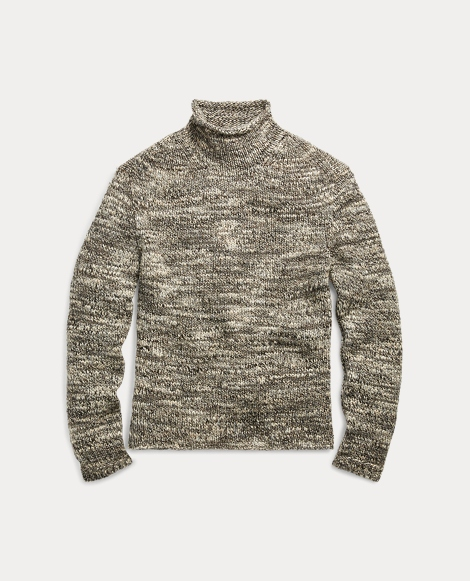 The Iconic Wool Rollneck