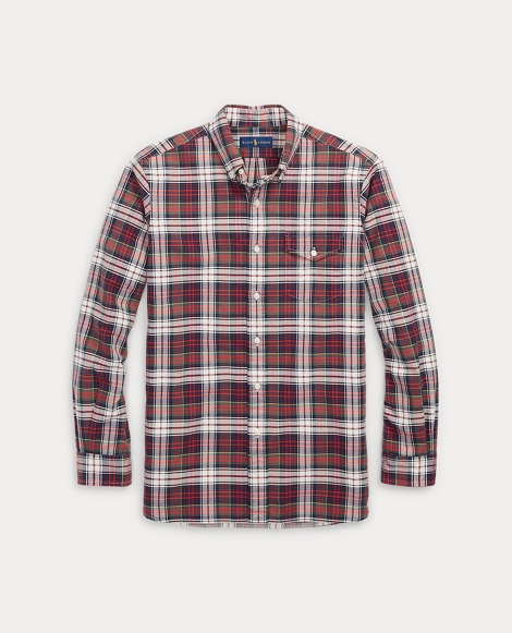 The Iconic Plaid Oxford Shirt