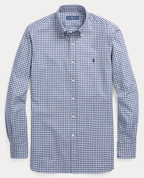 Classic Fit Cotton Shirt