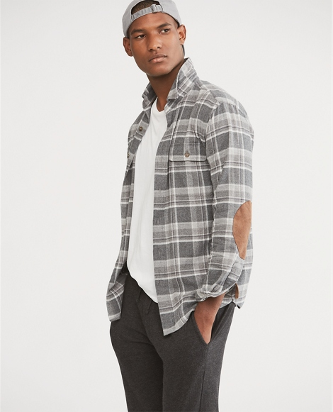Classic Fit Cotton Workshirt