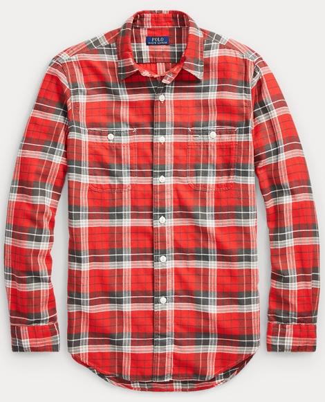Classic Fit Cotton Workshirt