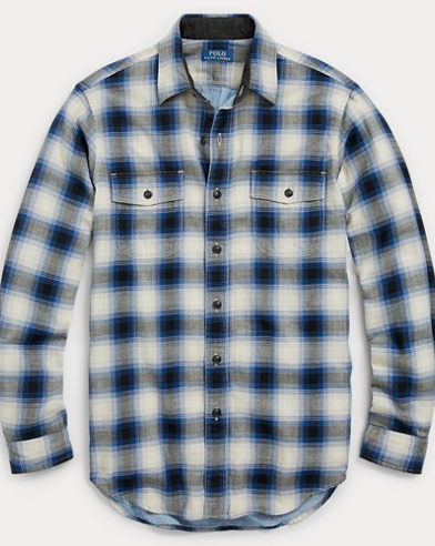 The Iconic Flannel Shirt