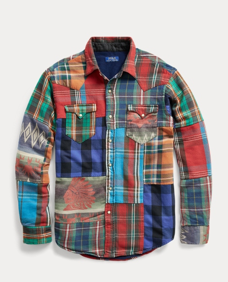 The Iconic Western Overshirt