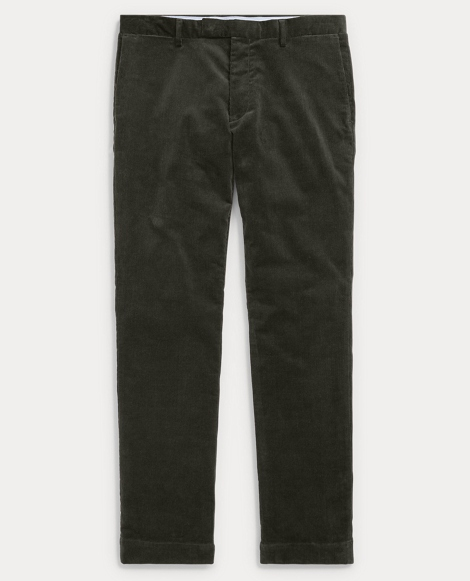 Stretch Slim Fit Corduroy Pant