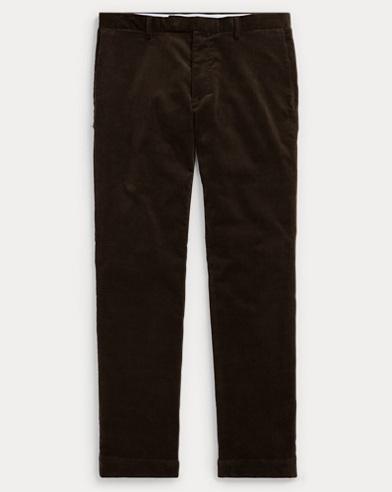 Stretch Slim Fit Corduroy Pant