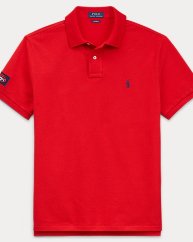 US Open Active Fit Polo Shirt