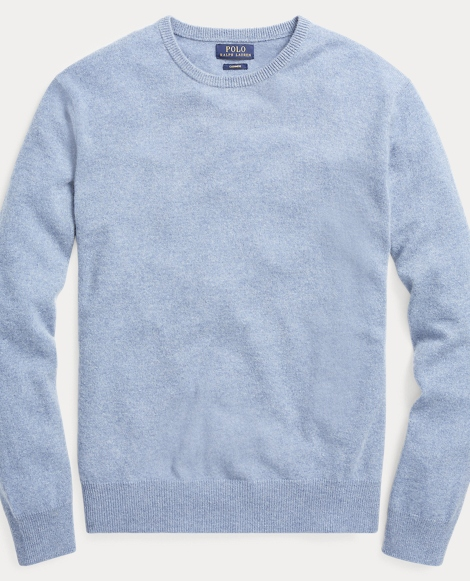 Washable Cashmere Sweater