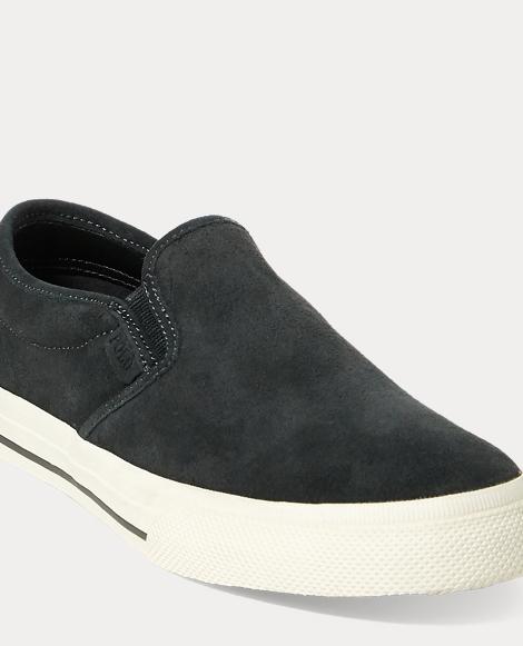 Vaughn Suede Slip-On Sneaker