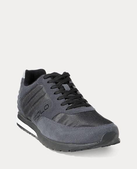 Laxman Tech Suede Sneaker