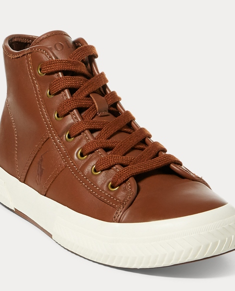 Tremayne Nappa Leather Sneaker