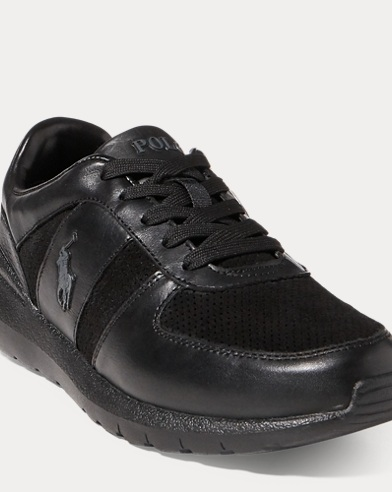 Cordell Leather Sneaker