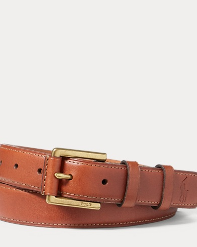 Calfskin Casual Belt