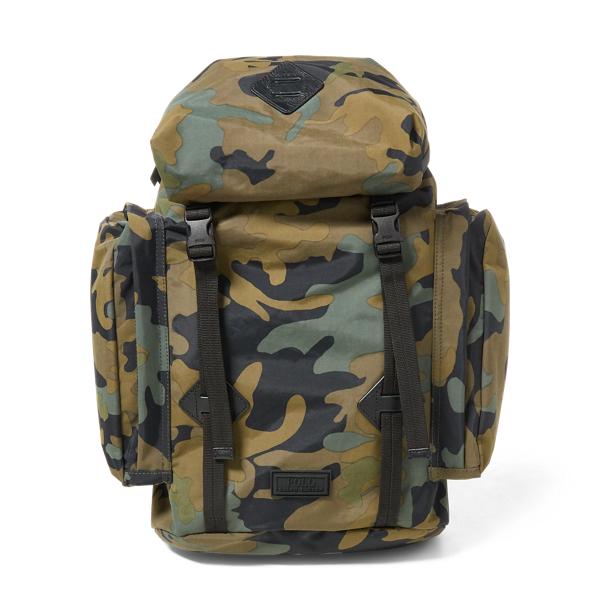 Ralph Lauren Camo City Explorer Backpack Camo One Size