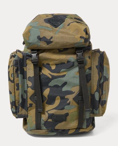 Camo City Explorer Backpack