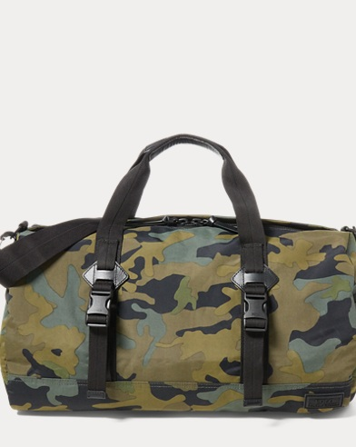 Nylon City Explorer Duffel Bag