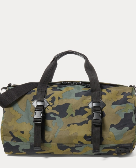 Nylon City Explorer Duffel Bag