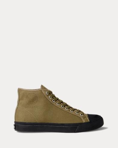 Mayport Canvas Sneaker