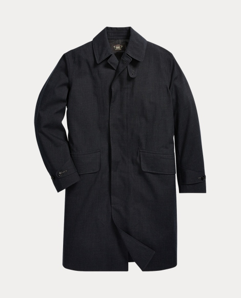 Waterproof Overcoat
