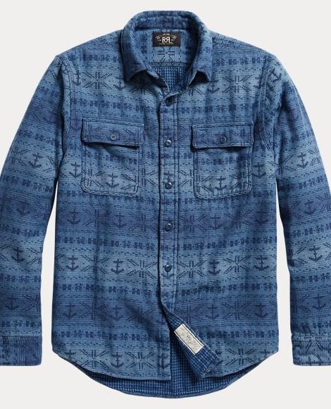 Matlock Cotton-Wool Workshirt