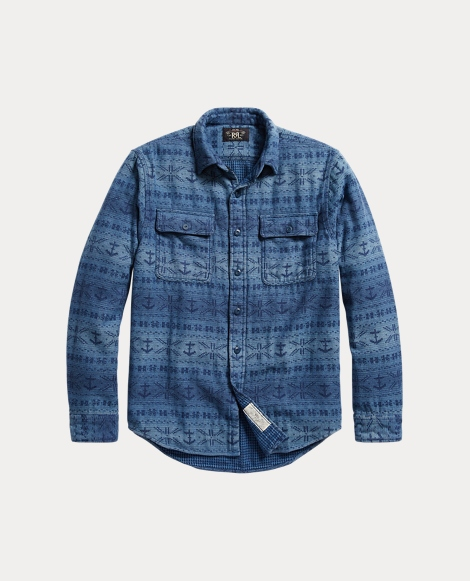 Matlock Cotton-Wool Workshirt
